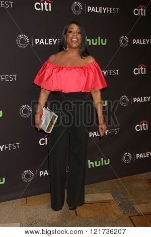 LOS ANGELES - MAR 12:  Niecy Nash at the PaleyFest Los Angeles - Scream Queens at the Dolby Theater on March 12, 2016 in Los Angeles, CA