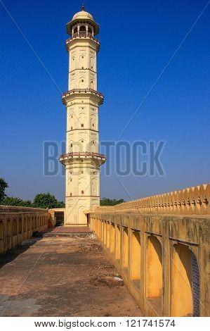Iswari Minar Swarga Sal In Jaipur, Rajasthan, India