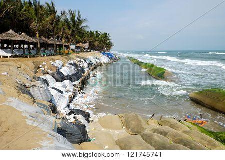 Erosion, Climate Change, Worldwide, Warming, Vietnam