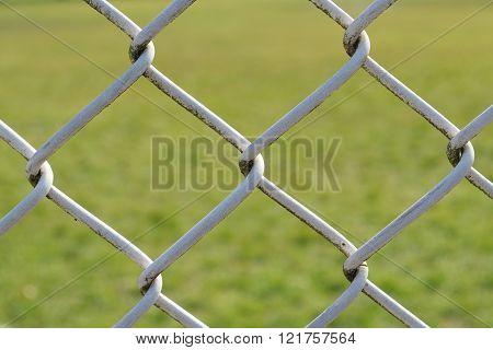 Detail of mesh