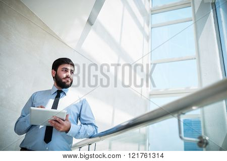 Modern businessman