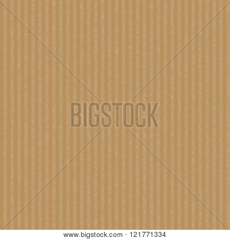 Kraft recycled paper texture vector.