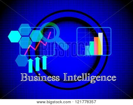 Concept of Business Intelligence Dashboard Which represents Online Analytical Processing which performs the multidimensional analysis of business data. Also represents Analytic Dashboard & Reporting.
