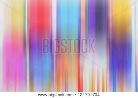 Blur Colorful Abstract Pattern Background