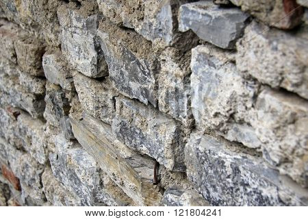 Old Stone Bricks Texture