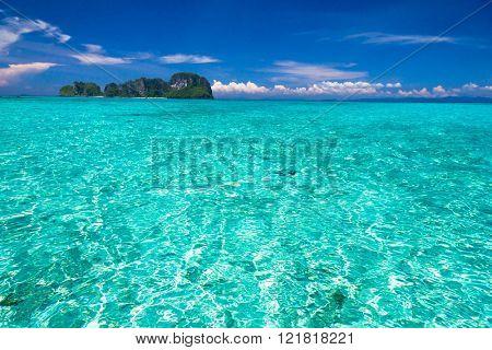 Sea Scene Heaven On Earth