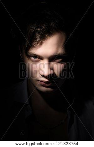 Portrait of a Man mystical