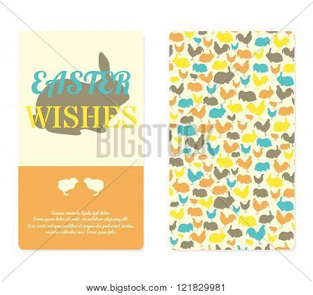 Easter Greeting Cards.