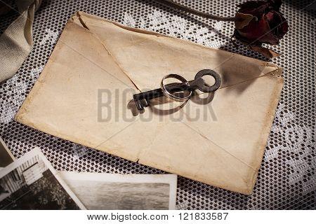 Secret Of Love Letter.