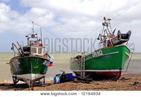 uk fishing boat