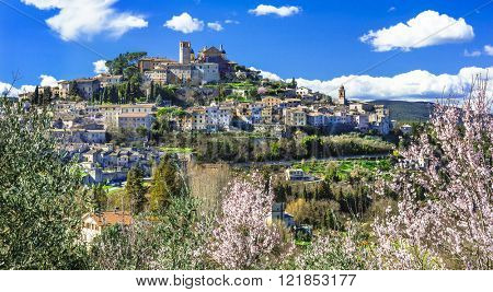 Amelia - beautiful village in Umbria, Italy