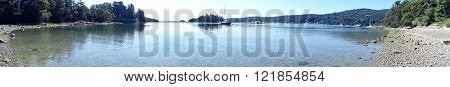 Panorama Salt Spring Island