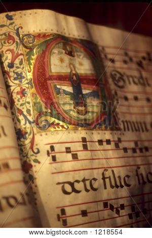 Illuminated Manuscript
