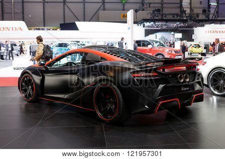 FAB Design McLaren 650S