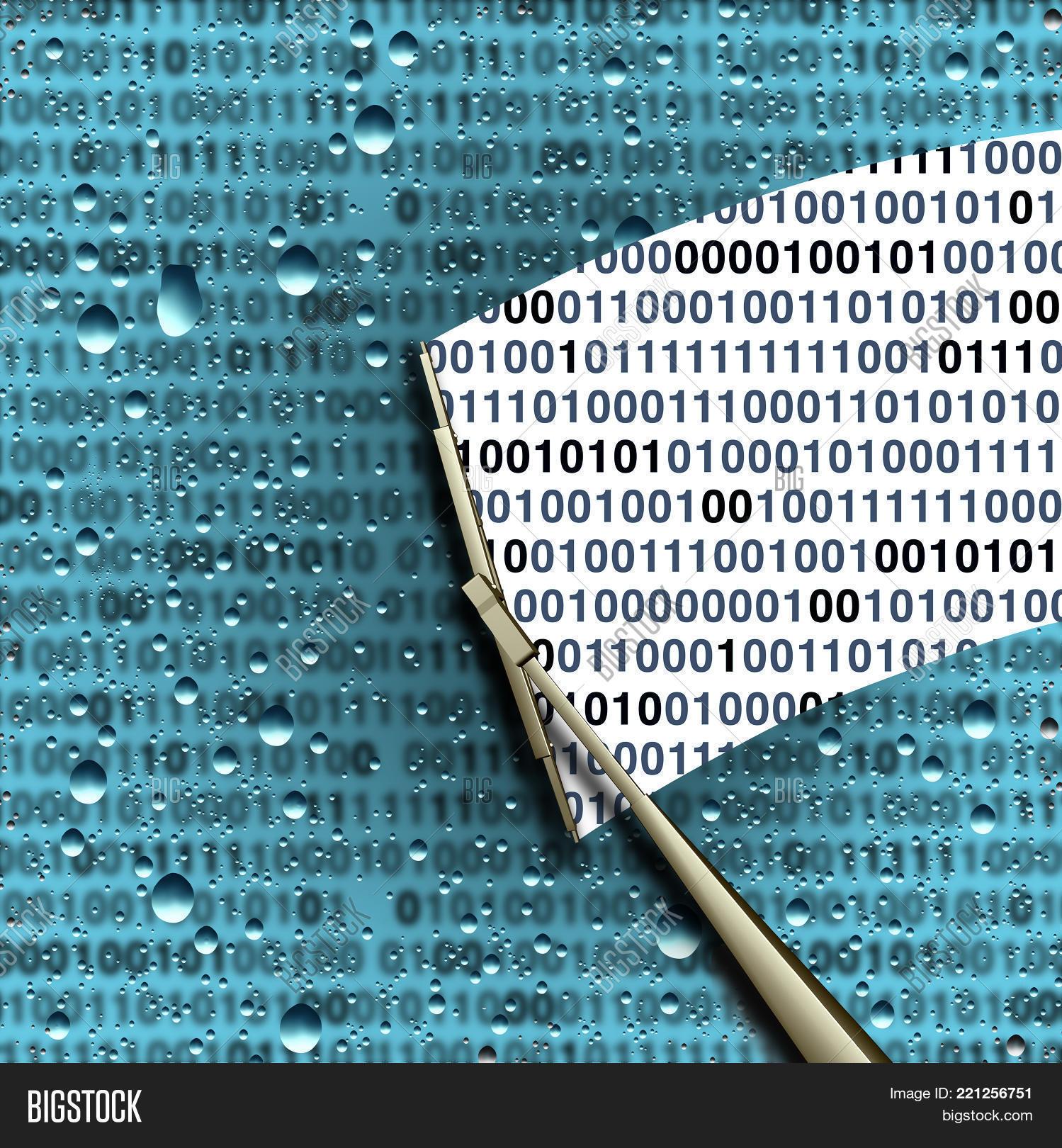 Decryption Decrypting Image & Photo (Free Trial) | Bigstock