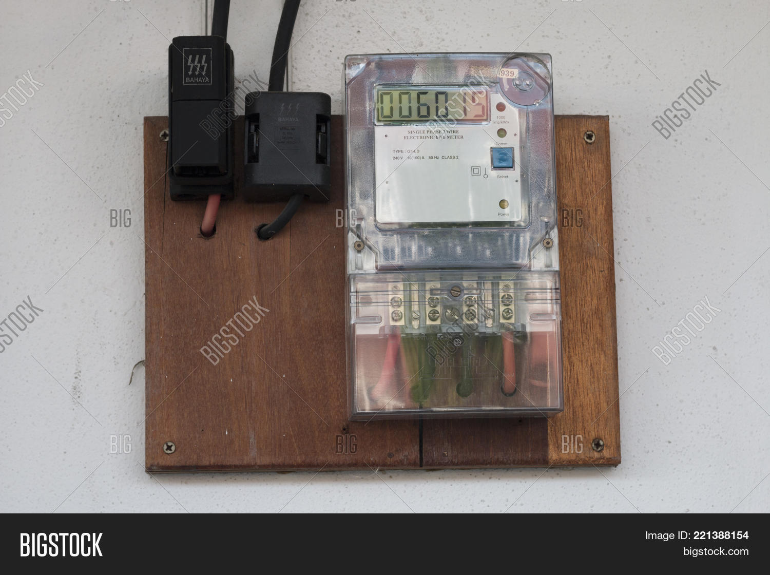 Home Electricity Meter Image & Photo (Free Trial) | Bigstock