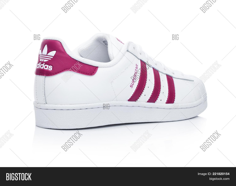 LONDON, UK JANUARY 12, 2018: Adidas Originals Superstar