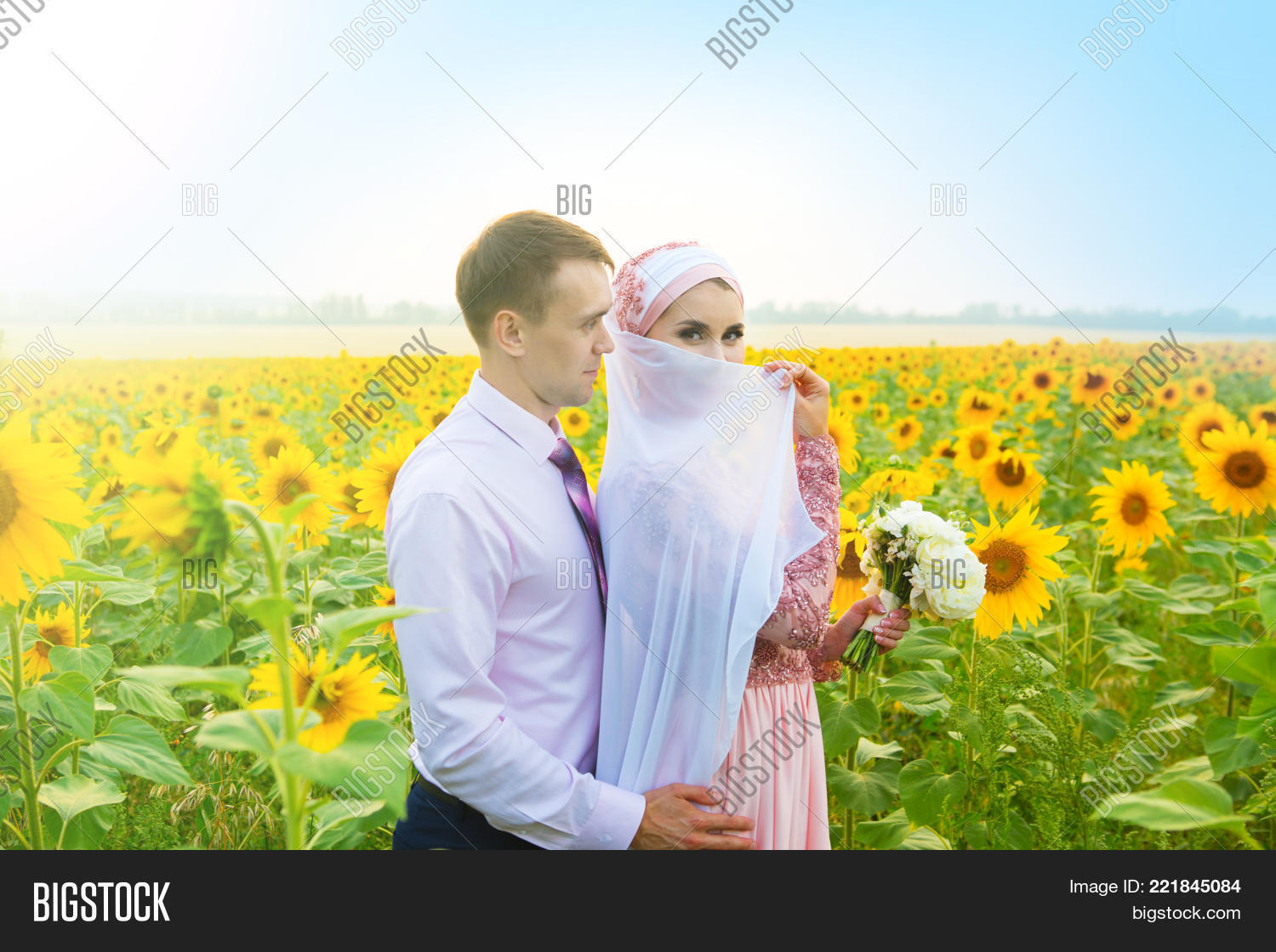 Smiling Young Islamic Image & Photo (Free Trial) | Bigstock
