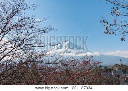 Fujisan (fuji Mountain)