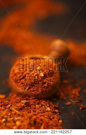 Ras el hanout is a spice mix from Morocco,  North Africa - a mixture of the best spices