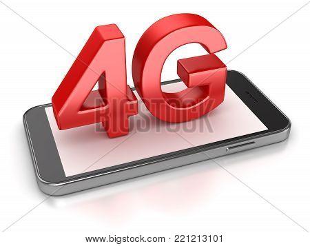 Phone 4G Concept