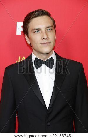 LOS ANGELES - JAN 8:  Cody Fern at the