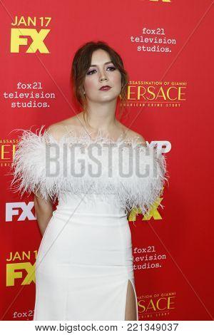 LOS ANGELES - JAN 8:  Billie Lourd at the