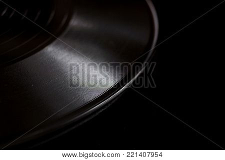 Vinyl for gramophone 50s 60s 70s 80s retro old background wallpaper vintage style melody nostalgia gramplastine