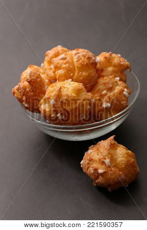 french choux pastry