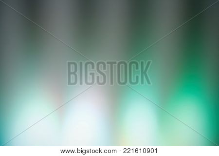 Abstract turquoise, white and grey light shards background