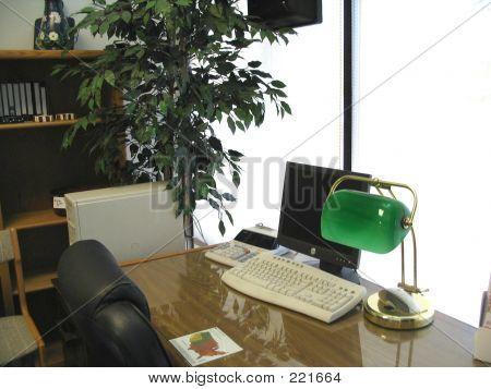 Busy Corner Of Room{photo Id #213006}