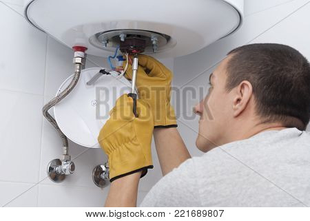 Repair Electric Boiler