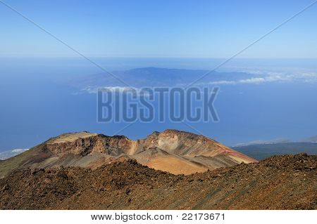 From The Teide Summit (3718M)