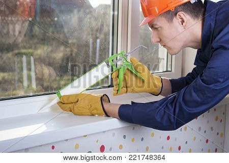Silicone Sealant And Windows
