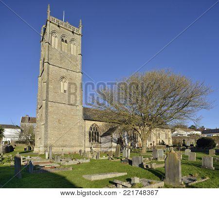St Peter & St Paul Church, Bleadon