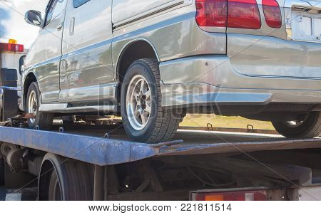 help on road transports wrecker broken miniveins