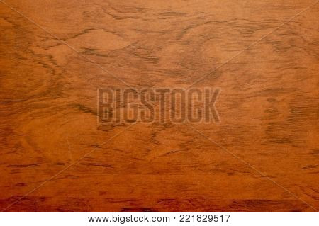 Wood Background Texture Stained Red like Mahogany