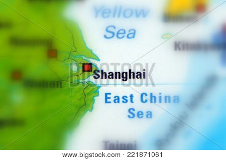 Shanghai, municipality of China and the most populous city in the world.