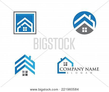 Property And Construction Logo Design