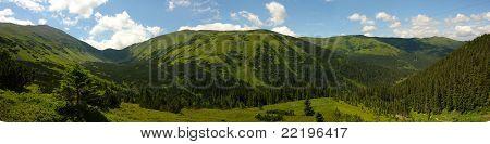 tatry Tatras mountains panorama