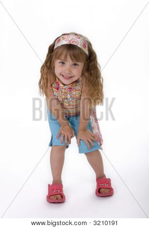 Female Child Model