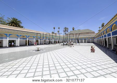 Palace Bahia, Marrakesh, Morroco