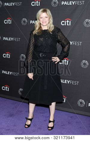 LOS ANGELES - SEP 7:  Stephanie Savage at the PaleyFest Fall TV Preview -