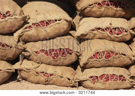 Sacks Of Chili
