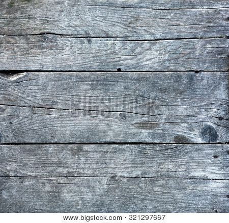 Ugly Old Rustic Grange Scratched Gray Wood Boards Natural Background