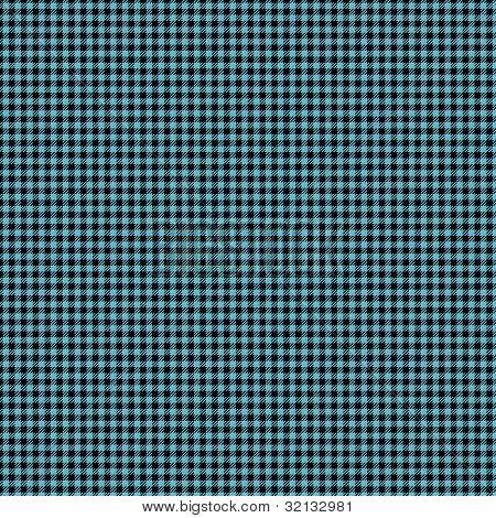Black & Blue Checker Plaid Paper
