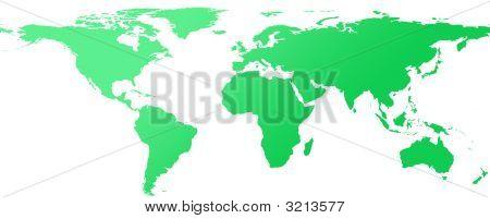 World Lands Green