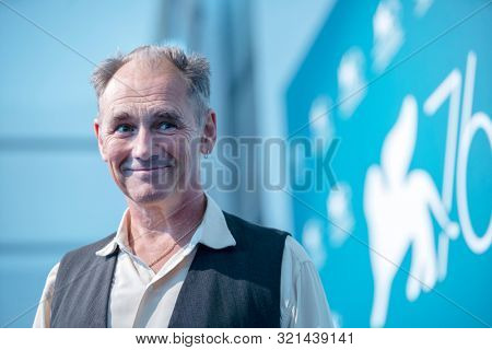 Mark Rylance at the 76 Venice International Film Festival 2019. Waiting For The Barbarians photocall. Venice (Italy), September 6th, 2019