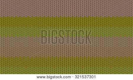 Background With A Knitted Texture, Imitation Of Wool. Abstract Colored Background.