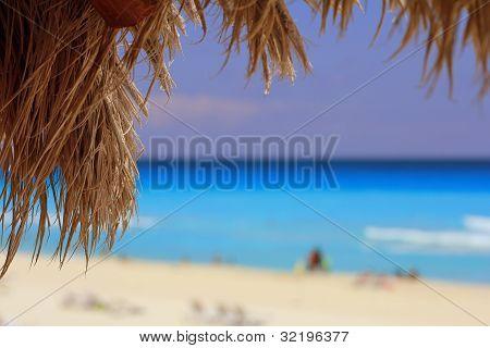 Caribbean Beach Day.